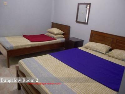 Standart AC Dua Bed