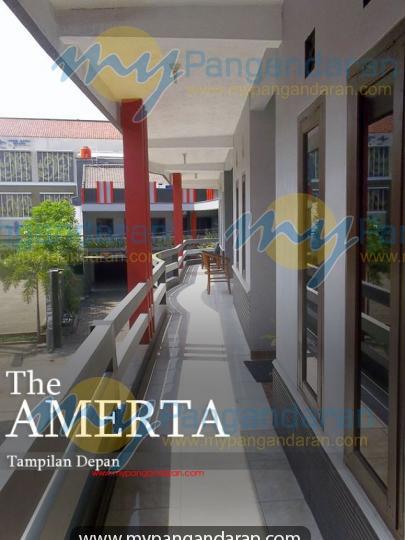 Berlokasikan di tempat yang cukup strategis, yaitu di Jl. Kalen Buaya No. 9 - Pantai Barat Pangandaran, sangat cocok bagi wisatawan yang ingin menginap di Pangandaran.